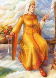 Великая богиня Макошь,